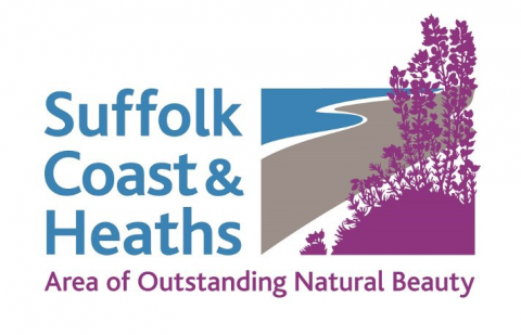 Suffolk Coast and Heaths logo
