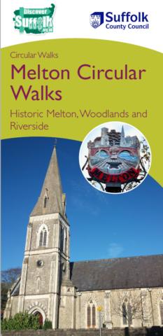 Walking leaflet image
