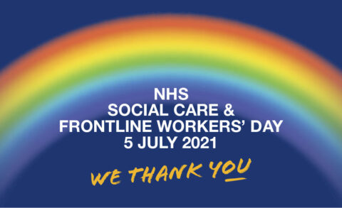 NHS Thank You Day banner