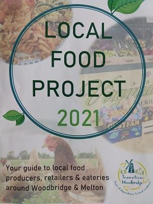 Local Food Leaflet